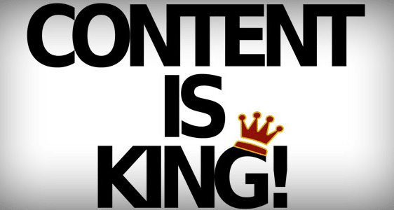 Reputation Management Content is King